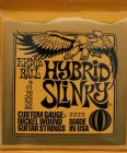 Ernie Ball Hybrid Slinky Nickel Wound Set 9 - 46    2222
